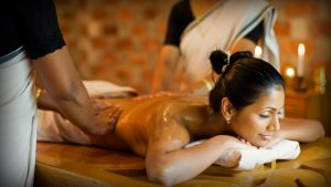 massage en salon